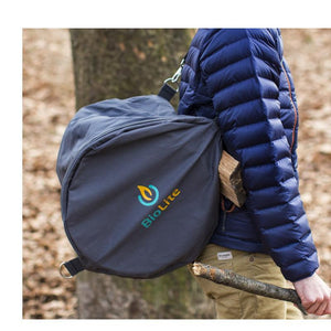 Biolite BaseCamp Carry Pack Carried