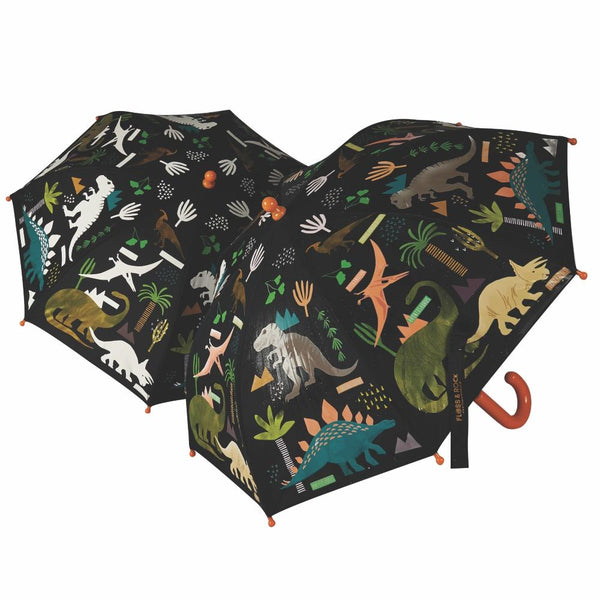 FLOSS & ROCK UK  Magic Umbrella - Dinosaur Jungle