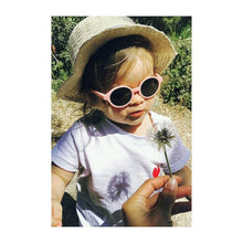 Load image into Gallery viewer, IZIPIZI PARIS | Sun Baby Sunglasses - Pastel Pink (0-12 MONTHS)