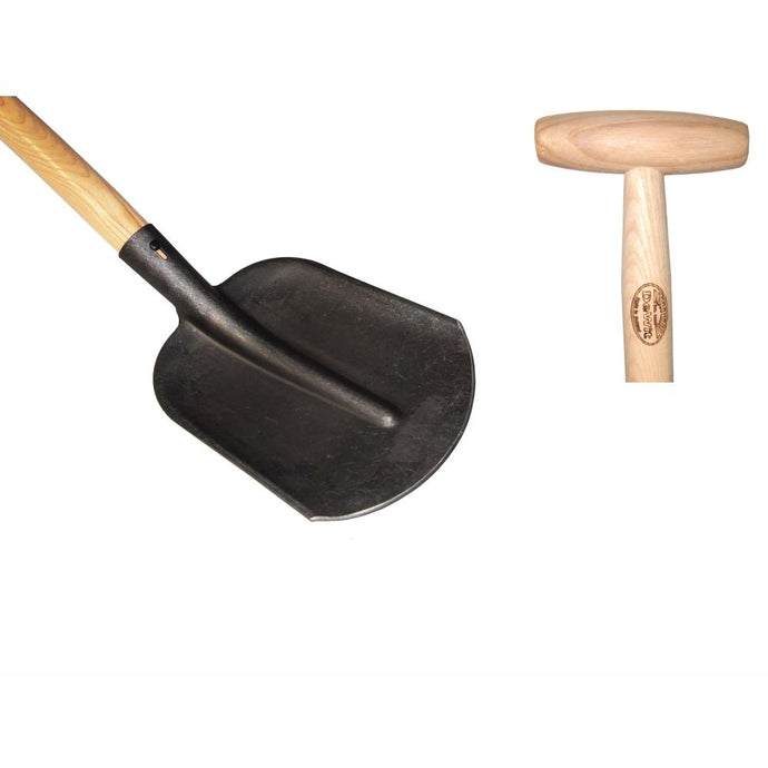 DEWIT | Batz / Sand Scoop / Dutch Shovel - 1100mm Ash T-Handle