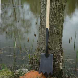 DEWIT | Shark Teeth Shovel - 80cm Ash T-Handle
