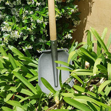 Load image into Gallery viewer, DEWIT | Batz / Sand Scoop / Dutch Shovel with steps - 1100mm Ash T-Handle