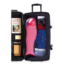 Load image into Gallery viewer, DOIY | Travel Laundry Bag - Red Carp