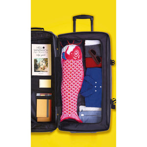 DOIY | Travel Laundry Bag - Red Carp