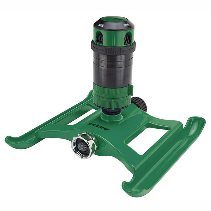 DRAMM | ColorStorm 4 Pattern Gear Sprinkler - Green