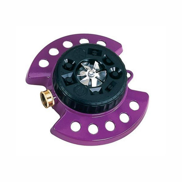 DRAMM | ColourStorm Turret Garden Sprinkler - Berry