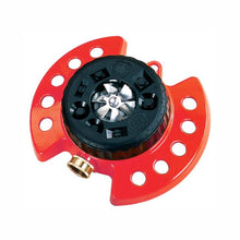 Load image into Gallery viewer, DRAMM | ColourStorm Turret Garden Sprinkler - Red
