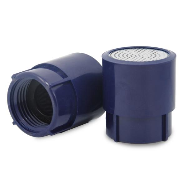 DRAMM | Cycolac Plastic Water Breaker - 170 Holes - Blue