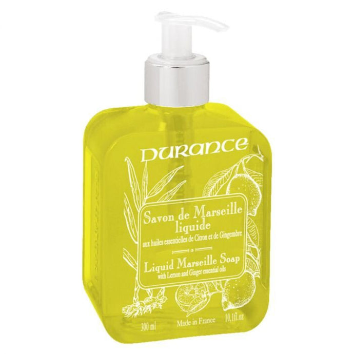 DURANCE Liquid Hand Soap 300ml - Lemon & Ginger