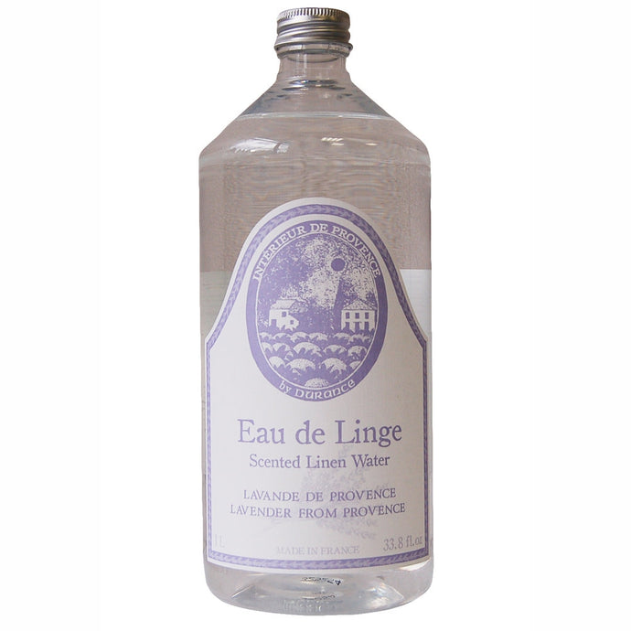 DURANCE Ironing Water / Linen Water 1L - Lavender