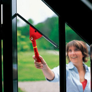 Easyand Clear with WOLF GARTEN | Multi-change Window Wiper and Squeegee