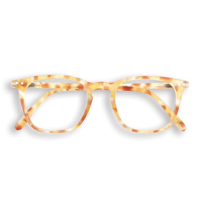 IZIPIZI PARIS | SCREEN Glasses Junior Kids STYLE #E - Yellow Tortoise (3-10 YEARS)