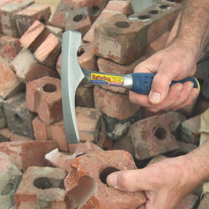 ESTWING | Chisel Edge Brick Hammers - SHOCK REDUCTION GRIP