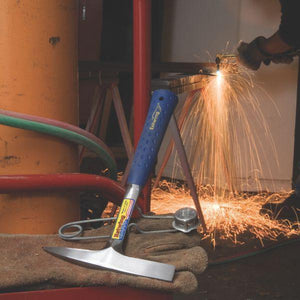 ESTWING | Welding/Chipping Hammer - SHOCK REDUCTION GRIP - E3-WC