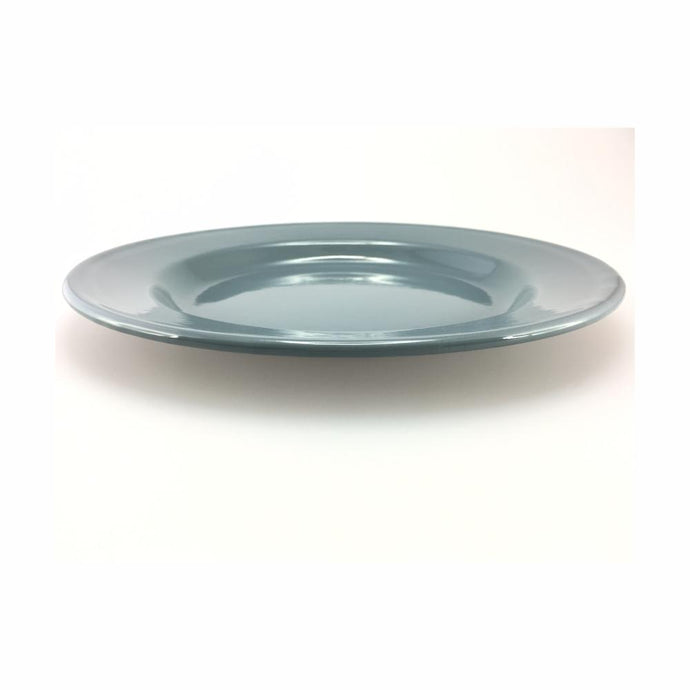 FALCON ENAMEL  20cm Side Plate - Grey