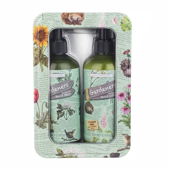HEATHCOTE & IVORY Gardeners Hedgerow Hand Care Duo