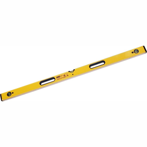 AMI Professional Contractors 1200mm Spirit Level - Heavy Duty with Hand Grips
