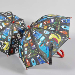 FLOSS & ROCK UK  Magic Umbrella - Monsters