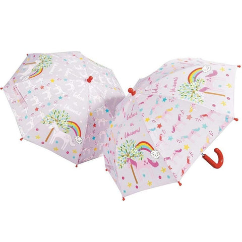 FLOSS & ROCK UK  Magic Umbrella - Fairy Unicorn