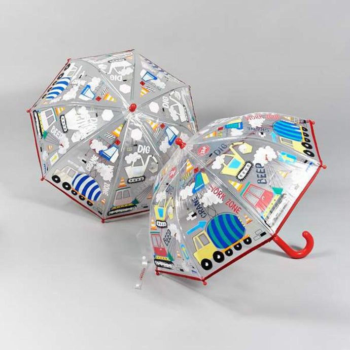 FLOSS & ROCK UK  Magic Umbrella - Construction