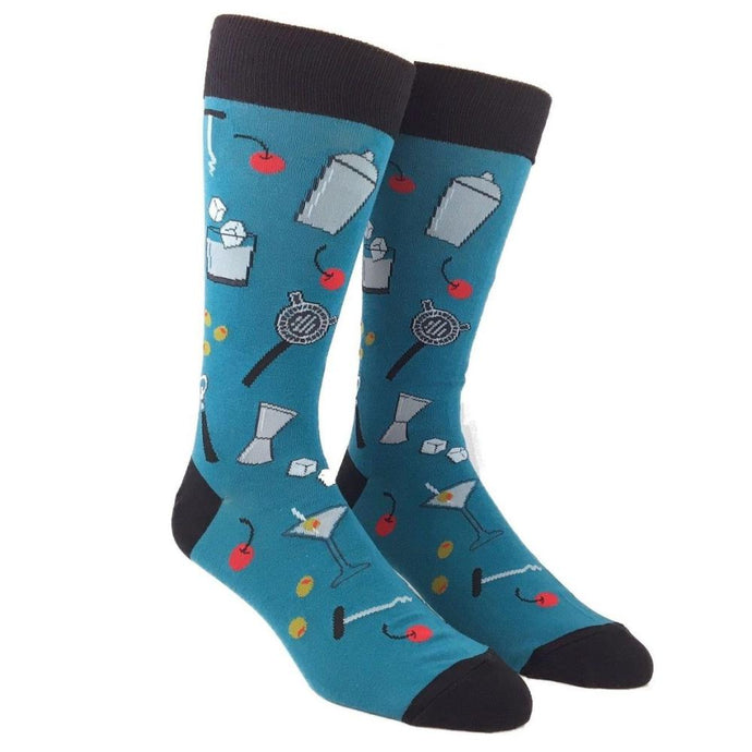 FOOT TRAFFIC  Men's Socks - Bar Tools