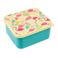 REX LONDON | Children's Lunchbox - Flamingo Bay