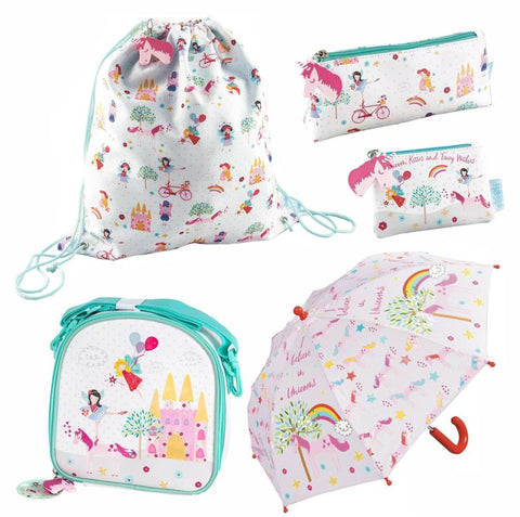 Floss & Rock UK |  5 Piece Collection - Fairy Unicorn