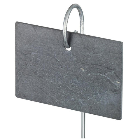 GARDEN TRADING | Slate Label on Aluminium Rod