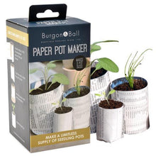 Load image into Gallery viewer, Eco Pot Maker - Burgon & Ball