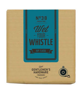 GENTLEMENS HARDWARE  Hip Flask **LIMITED STOCK**