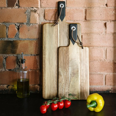 GENTLEMEN'S HARDWARE | Serving Board Set - 2pc