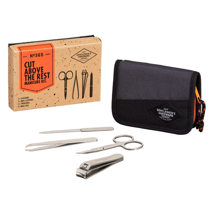 GENTLEMENS HARDWARE Manicure Set
