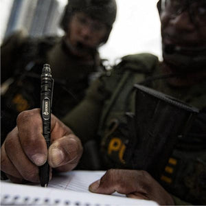 GERBER | IMPROMPTU™ Tactical Pen being writen