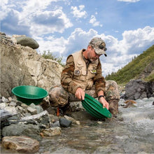 Load image into Gallery viewer, GARRETT | Gold Prospecting Pan - Backpacker / Finishing 10""
