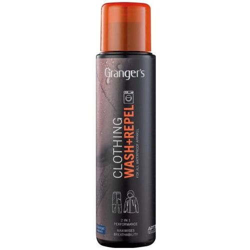 GRANGERS | 2 in1 Wash + Repel - 300ml **Limited Stock**
