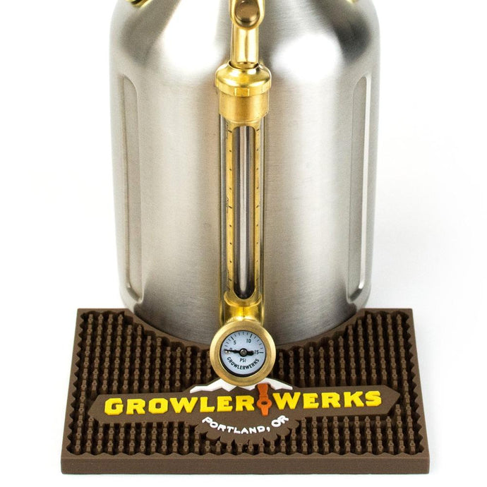 GROWLERWERKS | uKeg64 Bar Mat