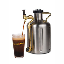 Load image into Gallery viewer, GROWLERWERKS | uKeg 128oz Beer Keg, Stainless Steel