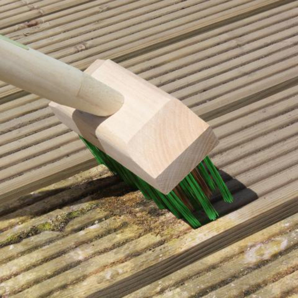 BURGON & BALL | Miracle Decking Scrub Brush