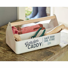 Load image into Gallery viewer, BURGON & BALL | Garden Caddy - Stone