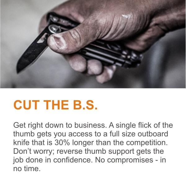 GERBER | Center Drive Cut the ...