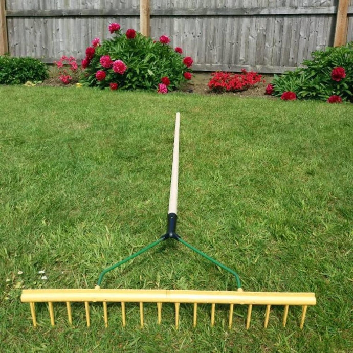 Franz Jost | Arbor Rake with leveler 16 tines - 1500mm handle