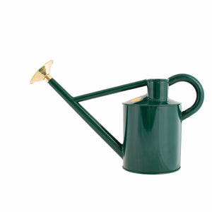 HAWS Traditional Watering Can 'The Bearwood Brook Green' - One Gallon (4.5L)