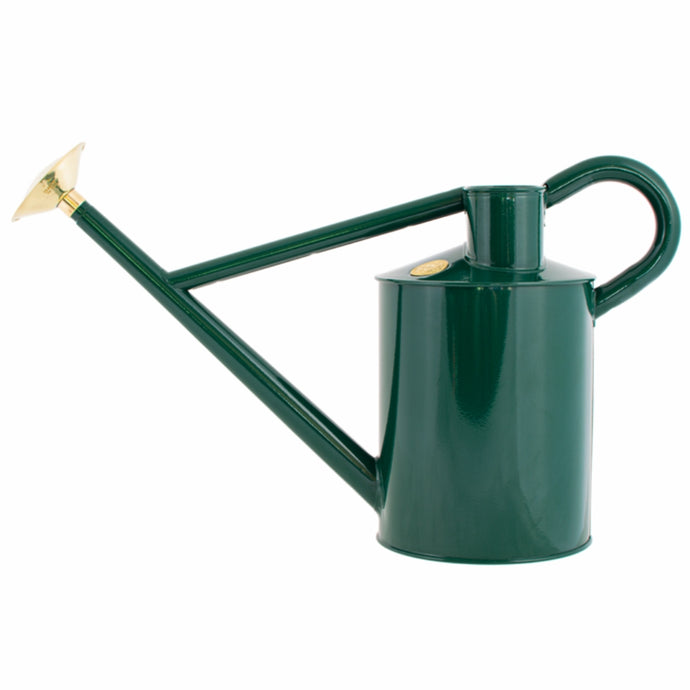 HAWS Traditional Watering Can 'The Bearwood Brook Green' - Two Gallon (9L)