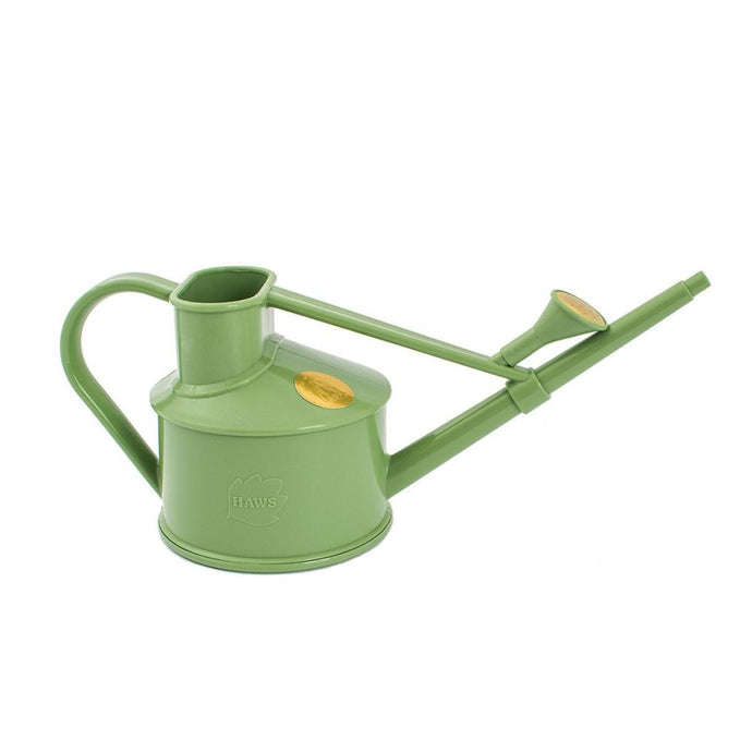HAWS | Handy Indoor Plastic Watering Can 0.7 Litre - Sage Green