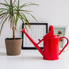 Load image into Gallery viewer, HAWS | 1 Litre Heritage Plastic Plant Watering Can - Red