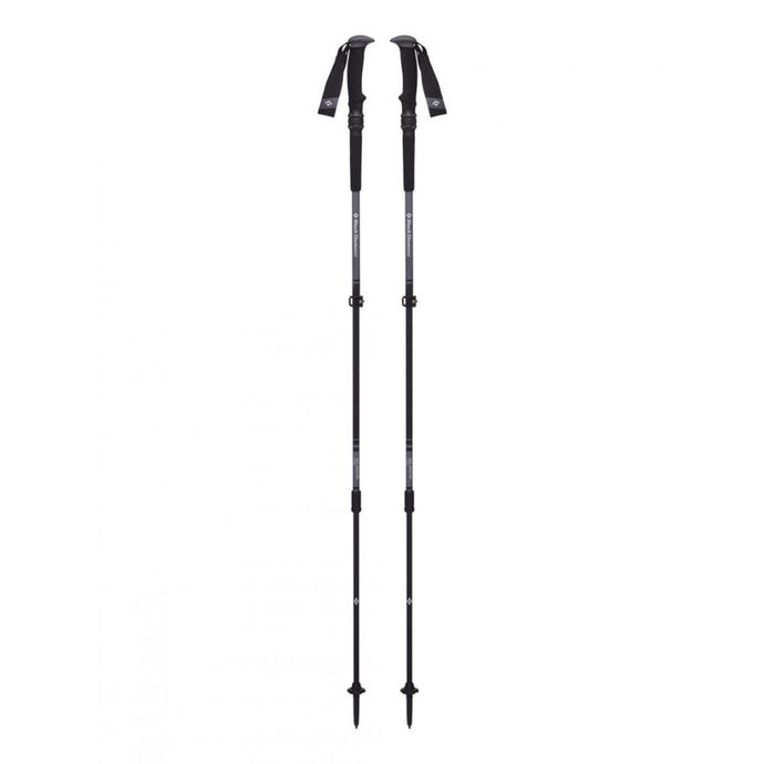 BLACK DIAMOND | TRAIL PRO SHOCK 2019 Trekking Poles, Granite - Pair
