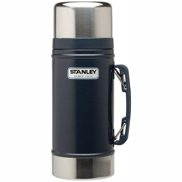 STANLEY | CLASSIC 709ml Insulated Food Flask - Hammertone Navy
