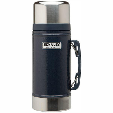 STANLEY | Classic 709ml Food Flask - Hammertone Navy