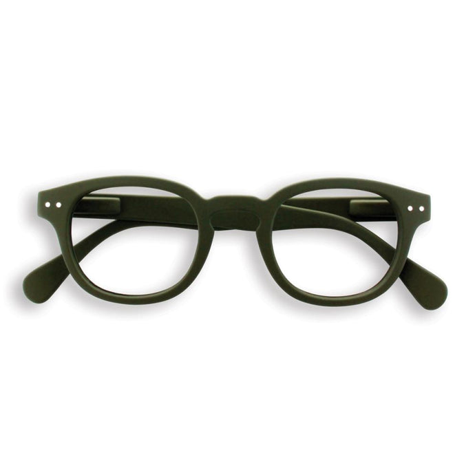 IZIPIZI PARIS | Screen Adult- STYLE #C - Khaki Green