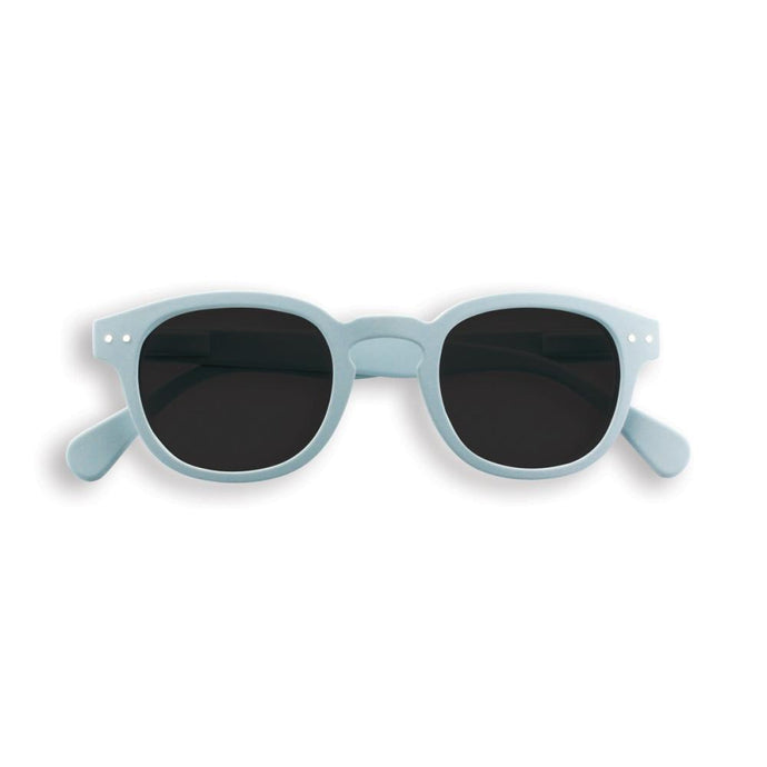 IZIPIZI PARIS | Sun Junior Kids STYLE #C Sunglasses - Slate Blue (3-10 YEARS) **LIMITED EDITION**